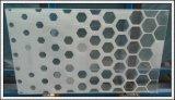 vidrio templado 3-12m m de la impresión del Silk-Screen con la insignia Desings