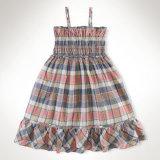 Nouveau super mignonne robe fashion fille imprimé monobloc