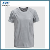 Polyester T-Shirt de sport de refroidissement T-Shirt T-Shirt à séchage rapide