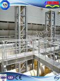 Plataforma de acero para el taller o almacén (FLM-SP-007)