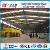 Almacén industrial de la estructura de acero del metal del diseño de la construcción