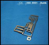 Bloque de terminales eléctrico de alambre del empuje de la compresión