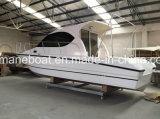 bateau de yacht de pêche de cabine de 8.1m