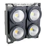 COB LED 4 ojos de luz Blinder Nj-L4a la luz de cabezal movible LED