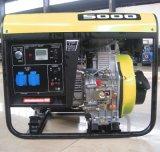 60Hz 6kw Diesel Generator Tp6000dg