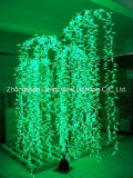 3m Beautiful LED Lights Willow Tree para Natal Outdoor Street Decoration