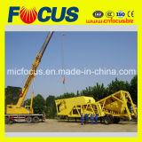 Populäres 75cbm/H Mobile Concrete Batching Plant