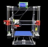 Dreidimensionaler Drucker des Drucken Prusa Sonnenaufgang-R3 3D