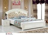 新しいモデルのKdの寝室の家具、ワードローブ、マットレス、ベッド(K6)