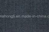 Hilado teñido de T/R, tejido de poliéster de 63%33%4%de rayón Spandex, 220 gramos
