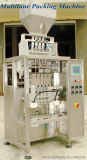 Máquina de empacotamento automática do açúcar