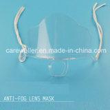Masque anti-brouillard en plastique transparent anti-brouillard (CW-CS708)