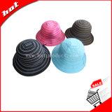 Chapéu do disco flexível do chapéu das mulheres do chapéu do Fedora do chapéu da forma do chapéu de Sun