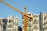 탑 Crane, Crane, Crane Manufacturer, Construction를 위한 Crane Supplier Fixed Tower Crane 6 Ton