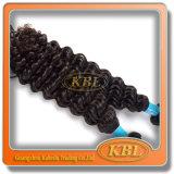 O Weave brasileiro do cabelo é não processado