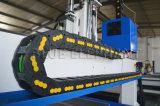 1325 4X8FT 4 축선 3D 목제 절단 CNC 목공 사업을%s 맷돌로 가는 대패 조판공 기계 자동 공구 변경자