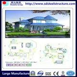Передвижная и Prefab светлая стальная вилла Sructure - сделанная в Китае