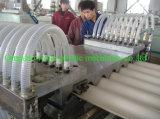 PVC transparente Placa Wave Techo Panel Línea de Producción