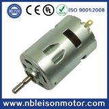 Motor elétrico da C.C. da escova magnética permanente de 6V 12V 24V RS555
