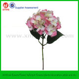 46cm Artificial Hydrangea, Decorative Artificial Flower Hydrangea Stem Flower