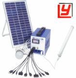 Accueil l'énergie solaire lumière Protable 6W/4ah