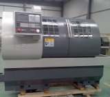 CNC точности обрабатывает верстачно-токарный станок на токарном станке Ck6150A машин