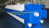 Давление фильтра для Dewatering шуги отработанной воды