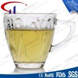 160ml de nieuwe Kop van de Koffie van het Flintglas van het Ontwerp (CHM8144)