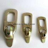 Embrayage de levage principal sphérique de boucle de cabestan de béton préfabriqué (2.5T galvanisés)