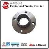 Forjado de acero de alta presión Flang
