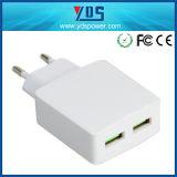EU AC 플러그 휴대용 USB 이동 전화 지능적인 충전기 EU
