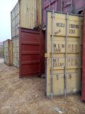 De goedkope Container van de Lading van de Hand 20feet Tweede Droge