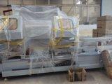 Serra de corte de cabeça dupla CNC para porta e janela de alumínio