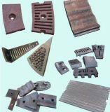 Fodere resistenti all'uso dell'acciaio legato per il laminatoio del minerale metallifero, laminatoio della miniera