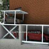 Домашний лифт стоянкы автомобилей автомобиля гаража Scissor подъем