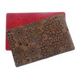 O tapete de porta de borracha natural, flocados, Pés Soft Touch 003