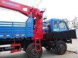 Gru mobile del camion del macchinario di costruzione di Clw 13t dalla Cina