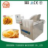 Faire frire la machine pour les fritures et la friteuse industrielle de pommes frites