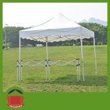 Weißes Gazobo Folding Tent mit Sidewalls