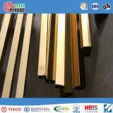 Качество Higt сварной стальной трубопровод Овальной формы с ISO SGS