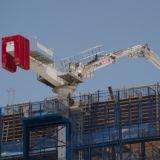 Placer la machine de coulage de béton matériel de construction de la rampe