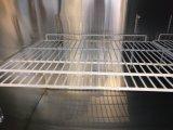 Cozinha de vidro da porta ou da porta do aço inoxidável sob o refrigerador contrário para a venda