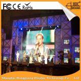 Hohe Auflösung die meiste populäre farbenreiche Bildschirmanzeige LED-P10
