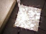 مرنة [لد] لوح آلة تصوير ضوء مرئيّة لأنّ فيلم تصويب
