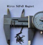 Ímã Assured de NdFeB do ímã da terra rara da qualidade Ck-044