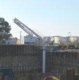 Concrete Pomp 32m Plaatsende Boom voor het Project van de Bouw
