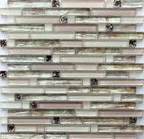 Stick Glass Mosaic Tiles