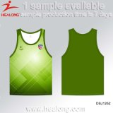 Healong 판매를 위한 신선한 디자인 의복 기어 승화 남학생 축구 Jerseys