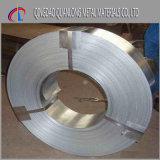Le zinc d'IMMERSION chaude de Dx51d Z120 a enduit la bande en acier