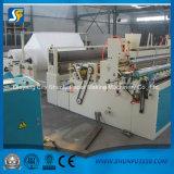 El PLC controla el rodillo automático del papel de tejido de tocador que perfora y máquina el rebobinar